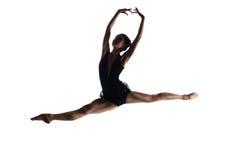 Θηλυκός χορευτής μπαλέτου στοκ φωτογραφία με δικαίωμα ελεύθερης χρήσης