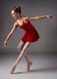 Θηλυκός χορευτής μπαλέτου Στοκ Εικόνα