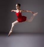 Θηλυκός χορευτής μπαλέτου στοκ φωτογραφίες με δικαίωμα ελεύθερης χρήσης