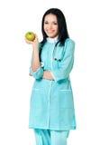 θηλυκό γιατρών Στοκ Εικόνα