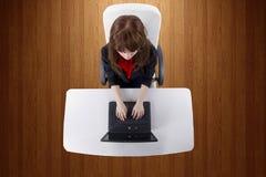 Θηλυκό εργατικό δυναμικό Στοκ φωτογραφία με δικαίωμα ελεύθερης χρήσης
