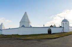 Θηλυκό μοναστήρι του ST Pokrovsky στο Σούζνταλ Χρυσό δαχτυλίδι του ταξιδιού της Ρωσίας Στοκ Φωτογραφίες