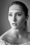 Θηλυκό μόδας Στοκ Εικόνες