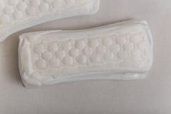 θηλυκό προϊόν υγειονομι&kap Στοκ φωτογραφίες με δικαίωμα ελεύθερης χρήσης