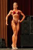 Θηλυκό bodybuilder Στοκ Εικόνα