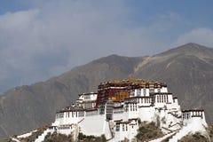 Θιβέτ στοκ φωτογραφία
