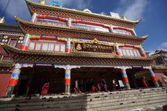 Θιβέτ στοκ εικόνες