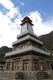 Θιβέτ στοκ εικόνα με δικαίωμα ελεύθερης χρήσης