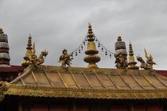 Θιβέτ στοκ εικόνα