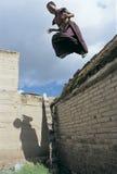 Θιβετιανοί μοναχοί στοκ εικόνες