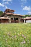 Θιβετιανό σπίτι στοκ εικόνες