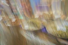 Θολωμένη φρέσκια αγορά θαλασσινών στο υπόβαθρο φρέσκιας αγοράς με Στοκ φωτογραφία με δικαίωμα ελεύθερης χρήσης