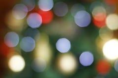Θολωμένο υπόβαθρο Χριστουγέννων, θολωμένο αφηρημένο backgro Χριστουγέννων στοκ φωτογραφία με δικαίωμα ελεύθερης χρήσης
