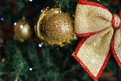 Θολωμένο υπόβαθρο Χριστουγέννων, θολωμένο αφηρημένο backgro Χριστουγέννων στοκ εικόνα
