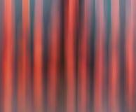 Θολωμένα κόκκινα λωρίδες υποβάθρου Στοκ Φωτογραφίες