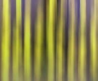 Θολωμένα πράσινα λωρίδες υποβάθρου Στοκ Εικόνες