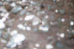 Θολωμένα shards του γυαλιού για τα υπόβαθρα στοκ φωτογραφία με δικαίωμα ελεύθερης χρήσης