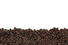 θολωμένη εστίαση ακρών καφέ ανασκόπησης φασόλι εκλεκτική Στοκ Εικόνες