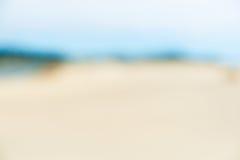Θολωμένη φύσης έννοια σκηνής σκηνικού defocus ουρανού καθαρή Στοκ εικόνα με δικαίωμα ελεύθερης χρήσης