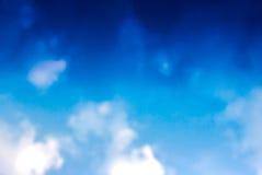 Θολωμένος ουρανός Στοκ φωτογραφίες με δικαίωμα ελεύθερης χρήσης