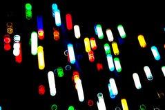 Θολωμένο περίληψη colorfu στοκ εικόνα