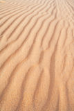 Θολωμένο σύσταση υπόβαθρο αμμόλοφων άμμου Στοκ Φωτογραφίες