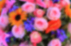 Θολωμένο υπόβαθρο ανθοδεσμών λουλουδιών εικόνας στοκ φωτογραφίες με δικαίωμα ελεύθερης χρήσης