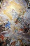Θρίαμβος της διαταγής Franciscans Στοκ Εικόνες