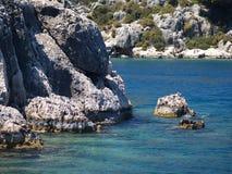 θραύσματα βράχων στοκ εικόνα με δικαίωμα ελεύθερης χρήσης
