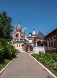 Θρησκεία μοναστηριών εκκλησιών Στοκ Εικόνες