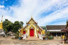 Θρησκεία ταξιδιού πολιτισμού της Ταϊλάνδης ναών Στοκ εικόνες με δικαίωμα ελεύθερης χρήσης