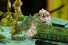 Θρησκευτικά αντικείμενα Στοκ Φωτογραφίες