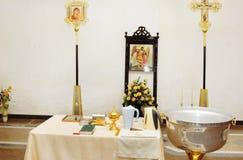 Θρησκευτικά θέματα από την εκκλησία Στοκ φωτογραφία με δικαίωμα ελεύθερης χρήσης