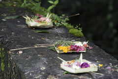 Θρησκευτικές προσφορές Στοκ εικόνα με δικαίωμα ελεύθερης χρήσης