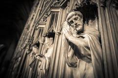 Θρησκευτική αρχιτεκτονική Στοκ εικόνα με δικαίωμα ελεύθερης χρήσης