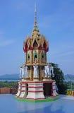 Θρησκευτική δομή στην Ταϊλάνδη Στοκ Εικόνες