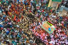 Θρησκευτική παρέλαση στοκ φωτογραφίες