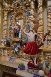 Θρησκευτική τέχνη ή ιερή τέχνη Στοκ φωτογραφία με δικαίωμα ελεύθερης χρήσης
