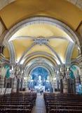 Θρησκευτική χτίζοντας πόλη Γαλλία της Λυών Στοκ φωτογραφία με δικαίωμα ελεύθερης χρήσης