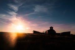Θρησκευτικό ερημητήριο Στοκ εικόνα με δικαίωμα ελεύθερης χρήσης