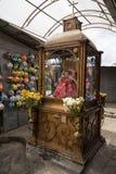 Θρησκευτικό μνημείο Ισημερινός Στοκ φωτογραφία με δικαίωμα ελεύθερης χρήσης