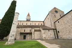 Θρησκευτικό μνημείο Aquileia Στοκ φωτογραφίες με δικαίωμα ελεύθερης χρήσης