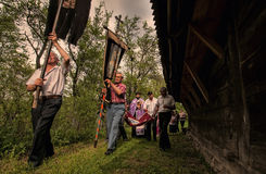 θρησκευτικό τελετουρ&g στοκ φωτογραφία