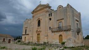Θρησκευτικό Cassibile στοκ φωτογραφία