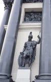 Θριαμβευτική αψίδα της Μόσχας (Arc de Triomphe) Στοκ εικόνες με δικαίωμα ελεύθερης χρήσης