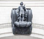 Θριαμβευτική αψίδα της Μόσχας (Arc de Triomphe) Στοκ Εικόνες