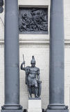 Θριαμβευτική αψίδα της Μόσχας (Arc de Triomphe) Στοκ Φωτογραφίες