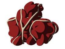θρόμβος αίματος διανυσματική απεικόνιση