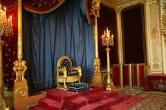 Θρόνος Napoleon Στοκ Εικόνες