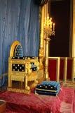 Θρόνος Napoleon Στοκ εικόνα με δικαίωμα ελεύθερης χρήσης